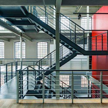 Treppen und Geländer Wolfsburg