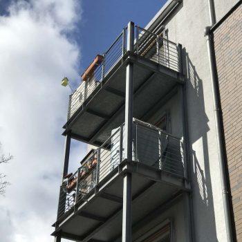 Balkone Wolfsburg